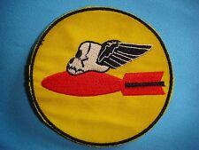 PATCH USAF 552nd FIGHTER BOMBER SQUADRON