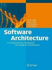 USED (LN) Software Architecture: A Comprehensive Framework and Guide for Practit