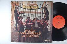 BANANA Musica Para Que Baile La Juventud LP ROCK LP Shrink