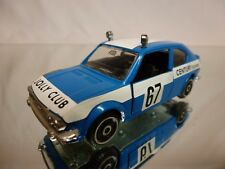 POLISTIL EL49 ALFA ROMEO ALFASUD + JOLLY CLUB #67 - BLUE 1:43 - GOOD CONDITION