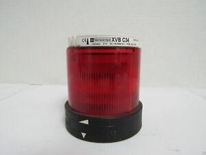 TELEMECANIQUE XVB C34 RED STEADY STACK LIGHT