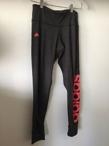 Adidas Sport Climalite Leggings Size Small