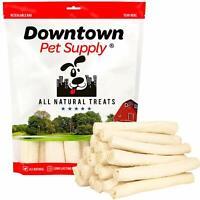 Downtown Pet Supply All Natural Bulk Rawhide Retriever Rolls Chew Treats