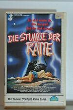 Die Stunde der Ratte 1989 Food for the Gods 2 Starlight Video uncut FSK 18