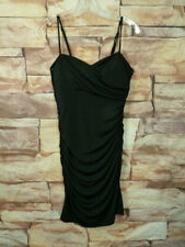 A.B.S. by ALLEN SCHWARTZ Little Black Dress; size S Spaghetti Strap