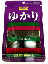 Mishima Rice Seasoning Yukari 26g from Japan foods Free Shipping