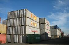 40ft Shipping Storage Container Conex Box / NEW JERSEY