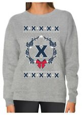 Xavier University Apparel Xavier Musketeers Ugly Christmas Women Sweatshirt