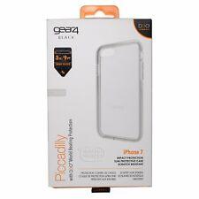 Gear 4 Piccadilly caso para iPhone 7/8 con protección contra impactos D30-Plata