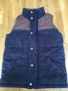 joules gilet age 5