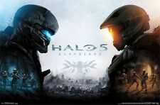 22x34 Halo 5 Guardians Poster rolled shrink wrapped