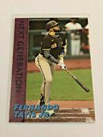 2020 Topps Throwback Thursday Baseball 1998 WCW - Fernando Tatis Jr - Padres