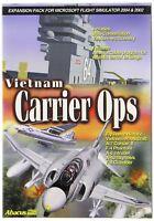 Vietnam Carrier Ops: add-on for Microsoft Flight Simulator 2004 & 2002 - New