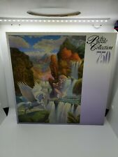 New RoseArt Puzzle Collection Pegasus Valley 750 Piece Puzzle Waterfall