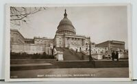 Washington DC West Terrace The Capitol RPPC Bamforth Photo Postcard J15