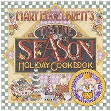 Tis The Season Holiday Cookbook-M. Engelbreit by Mary Engelbreit