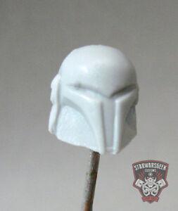 "FH035 Custom Cast Female head sculpt use w/3.75"" Star Wars Marvel GI Joe figures"