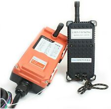 Hoist Crane Wireless Remote Control F21E1B Transmitter and Receiver 12V F21-E1B