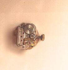 Zenith calibro 11T movimento con quadrante  donna (16mm) vintage