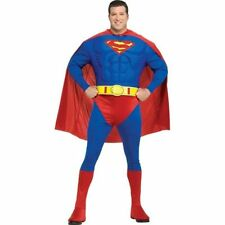 Polyester Complete Outfit Superhero Unbranded Costumes for Men
