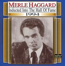 Merle Haggard - Country Music Hall of Fame [New CD]
