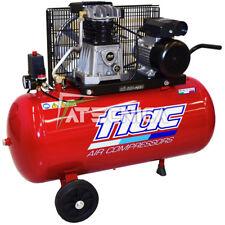 Compresseur d'air à courroie 100 L Fiac AB 100-268 M - 230V - 1,5 Kw en chariot