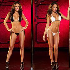 Sexy String Bikini Set Thong Set top and bottom tie up brazillian bathing suit