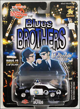 Blues Brothers 66 Pontiac GTO Die Cast Police Car Racing Champions