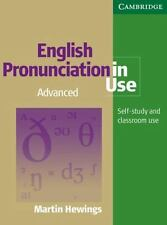 English Pronunciation in Use Advanced Book with Answers, with Audio (Mixed Media