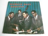 The Modern Jazz Quartet Self Titled LP 1956 Savoy Mono Vinyl Record