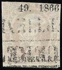 MEXICO - 1866, MAXI.- 7c. QUERETARO, 49-1866, SENT ONLY 1.050 - USED