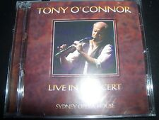 TONY O'CONNOR Live in Concert at the Sydney Opera House CD – Like New