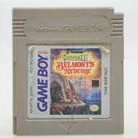 Castlevania II: Belmont ... | Nintendo Game Boy | GameBoy Classic | Akzeptabel