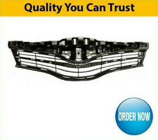 2011-2014 Toyota Yaris Front Main Grille With Moulding Hole Insurance Approved