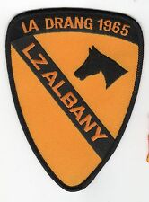 1st Cav IA Drang 1965 - LZ Albany BC Patch Cat. No. C5655