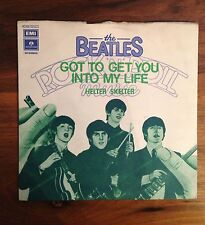 The Beatles - Got to get into my life / Helter Skelter - Emi Parlophone