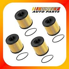 4 OEM Quality Oil Filter for Buick, Chevrolet, Pontiac, Saab, Saturn