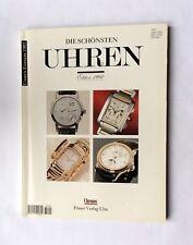 Chronos ZeitschriftSpecial Die schönsten Uhren, Edition 1997
