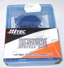 HITEC HS-5245MG MIGHTY MINI MG RC AIRPLANE SERVO HS5245MG HS5245 HS5245MG 5245