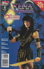 XENA WARRIOR PRINCESS - Orpheus Trilogy (1998) #1 HUGHES Cover - Back Issue (S)