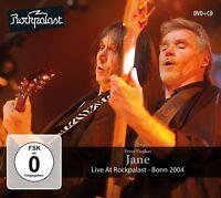PETER JANE PANKAS - LIVE AT ROCKPALAST-BONN 2004  CD+DVD NEU