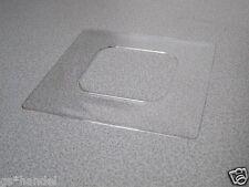 KOPP Dekorrahmen Tapetenschutz 1-fach DEKOR transparent UP Unterputz alle Serien