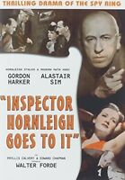 INSPECTOR HORNLEIGH GOES TO IT - DVD - Region Free - Sealed