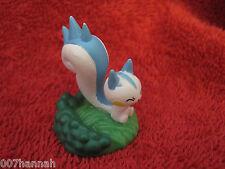 1 Pokemon Mini-Figur:Pachirisu auf Plattform/2,5cm,gebraucht,Nintendo/2008/F41