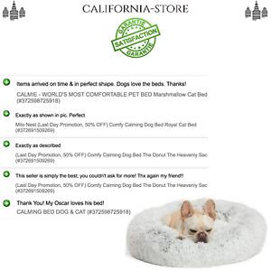 Milo Nest (Last Day Promotion,50% OFF) Comfy Calming Pet Bed ™ Dog/Cat Royal Cat