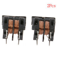 2pcs UU9.8 UF9.8 Common Mode Choke Inductor 15MH 25MH 30MH For FilterA_eo