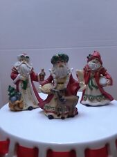 Midwest Of Cannon Falls - Santa Lot Of 3 - Collectibles figures