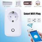Switch WiFi Wireless Smart APP Remote Control Power EU Plug Socket For ALEXA ios