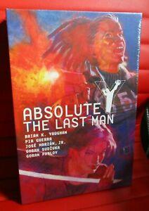 Absolute Y The Last Man Vol 2 huge hardcover TV series 2021.  Brand New unopened