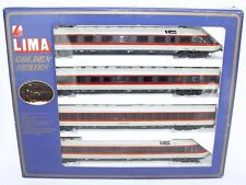 "Lima HO DB ET 403 IC INTERCITY ""Donald Duck"" MULTIPLE 4-UNIT Train Set MIB NEW!!"